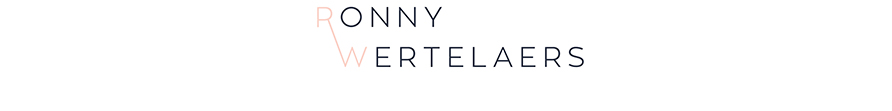 Huwelijksfotograaf Ronny Wertelaers logo
